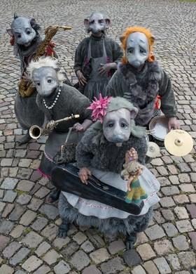 Bild: Jubiläumsabend - 30 Jahre Puppentheaterwoche