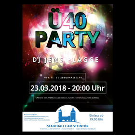 Bild: Ü40 Party