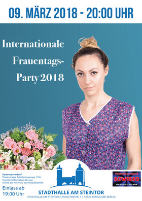 Bild: Internationale Frauentags Party 2018