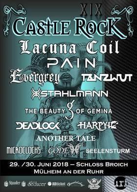 Bild: Castle Rock 19 - Tagesticket Samstag