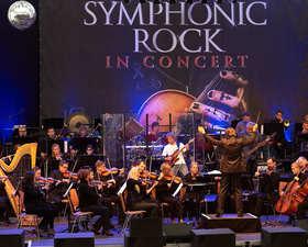 Symphonic Rock in Concert - Neue Philharmonie Frankfurt, Band & Solisten