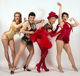 Bild: 10. Jahre Burlesque! Jubiläums-Special - Theater Rote Bühne