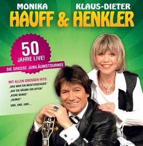 Bild: Monika Hauff & Klaus-Dieter Henkler - 50 Jahre Live - Die große Jubiläumstournee