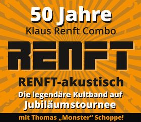 Bild: RENFT-akustisch - Die legendäre Kultband auf Jubiläumstournee