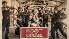 Bild: Barcelona Gipsy BalKan Orchestra