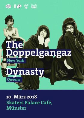 Bild: The Doppelgangaz & Dynasty