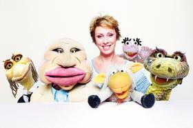 Bild: Andrea Bongers - Bis in die Puppen - Puppen - Kabarett - Musik