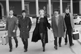 Bild: Lässig und frech – Jazz trifft auf russische Nostalgie