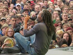 Bild: BOBBY McFerrin (USA) - CIRCLESONGS - Support: Die Notendealer