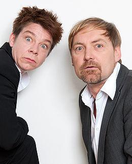 Bild: Linner & Trescher - Impro Comedy Show