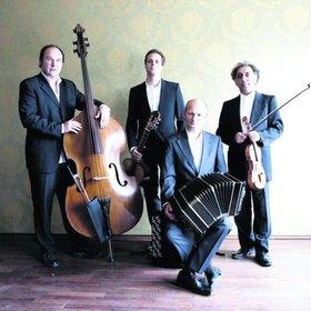 Bild: Jourist Quartett, Tango