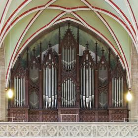 Bild: Bachfesttage 2018 - Orgelfest – Zum 200. Geburtstag von Friedrich Ladegast