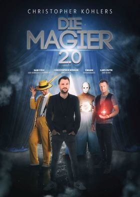 Bild: Die Magier 2.0 - Comedy Magic Show