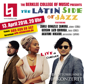 Bild: Berklee College of Music - The Latin side of Jazz