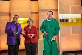 Bild: NDR Info Intensiv-Station live - Der satirische Monatsrückblick