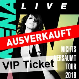 NENA - Nichts Versäumt - Tour 2018 - VIP Ticket