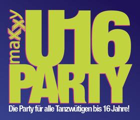 Bild: maxxy U16-Party Die Party für alle Feierwütigen bis 16 Jahre!
