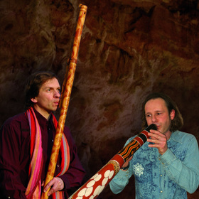 Bild: Höhlenkonzerte im Hohle Fels