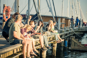 Bild: Musik & Genuss - 7. Kleines Hafenfestival - Singer & Songwriter in Krummin