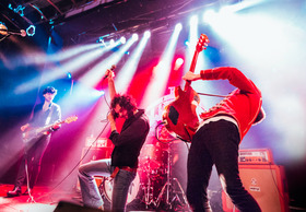 Bild: THE WEIGHT + WOLVESPIRIT - Heavy Rhythm & Roll Tour 2018