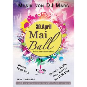 Bild: Mai Ball im Carls - Tanzen und Feiern in Abendgarderobe