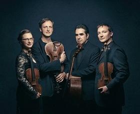 Bild: Eröffnungskonzert mit dem Kuss Quartett