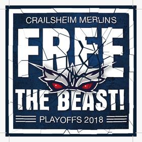 Crailsheim Merlins - Gegner 3, Heimspiel 1