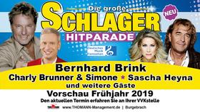 Bild: Die große Schlager Hitparade 2019 - Das Deutsches Musikfernsehen präsentiert