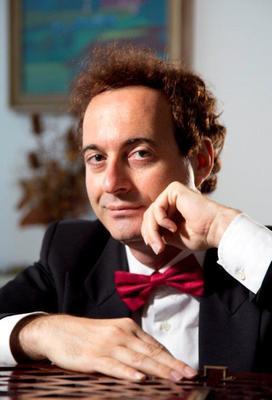 Bild: Klavierabend Gianluca Luisi - Bach Französische Suiten