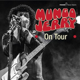 "Mungo Jerry - ""45 ANNIVERSARY TOUR IN THE SUMMERTIME"""