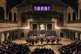 Bild: J.S.Bach: Matthäuspassion - Jugend- und Motettenchor der Münsterkantorei und das Karlsruher Barockorchester