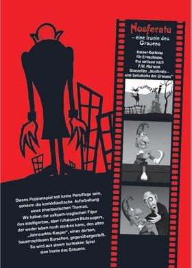 Nosferatu - Eine Ironie des Grauens