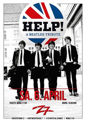 Bild: HELP! A Beatles Tribute