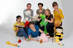 Bild: Die fantastische Reise ins Geschichtenland - Improvisierte Geschichten für Kinder und Familien ab 4 Jahren