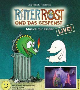 Bild: Ritter Rost und das Gespenst