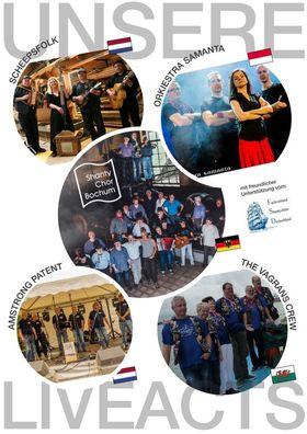 Bild: 1. Internationales Shanty-Chor-Festival