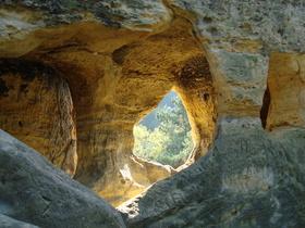 Bild: Geologischer Spaziergang durch die Klusberge