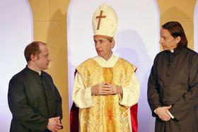 Bild: Chawwerusch Theater - Wer die Wahrheit tut - Scheidewege des neuen Bistums