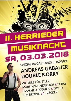 11. Herrieder Musiknacht - 11. Herrieder Musiknacht