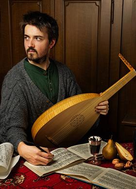 Bild: VENEZIANISCHE LAUTE – Die Musik-Handschrift eines Augsburger Kaufmanns