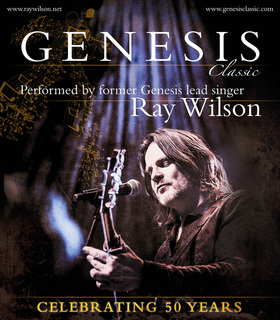 "Bild: Ray Wilson – Genesis Classic - ""Celebrating 50 years"""