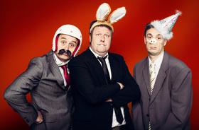 Bild: TBC - Totales Bamberger Cabaret - Aller Unfug ist schwer