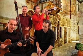 Bild: Soundzz - SOUNDZZ: Tropical Turn Quartett