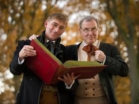 Bild: Gefährlicher wandern mit den Brüdern Grimm