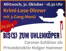 Bild: Krimi-Lese-Dinner in Bad Bevensen