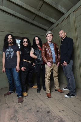 Bild: Armored Saint - special guests: Act Of Defiance