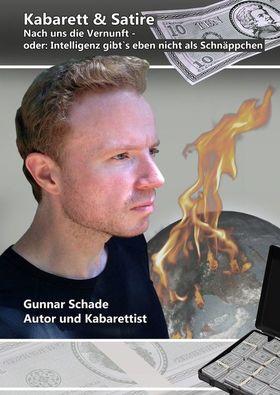 Bild: Kabarett mit Gunnar Schade - Nach uns die Vernunft. Direkt aus Berlin an den Neckar