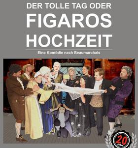 Bild: Der tolle Tag oder Figaros Hochzeit