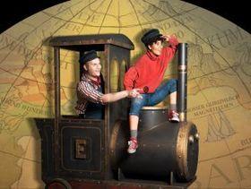 Bild: Jim Knopf und Lukas der Lokomotivführer - Theater Lichtermeer