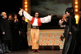 Bild: Der Zigeunerbaron - Johann-Strauß-Operette Wien